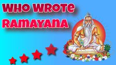 Who Wrote Ramayana First Time - Ramayan's Writer Maharishi Valmiki Trans... The Creator, Writer, Idol, Writers