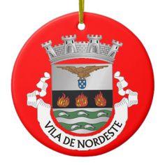 Nordeste* Custom Christmas Ornament