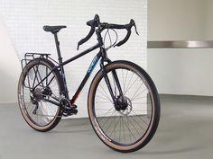 Genesis Bikes Vagabond - Ciclos Clemente - Mercado de San Agustín - A Coruña