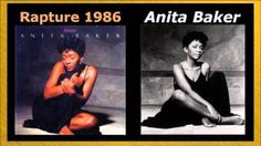 Anita Baker...No One In The World 1986