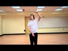 Basic Poi Dancing Tutorial: Flowers part 4 - YouTube