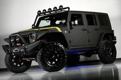 2013 Gloss Black Kevlar Jeep Wrangler http://www.iseecars.com/used-cars/used-jeep-wrangler-for-sale