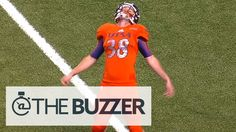 College Football Punter Celebrates By Doing 'The Bernie' - @TheBuzzeronFox