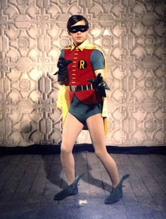 Halloween costume idea. love love love Robin