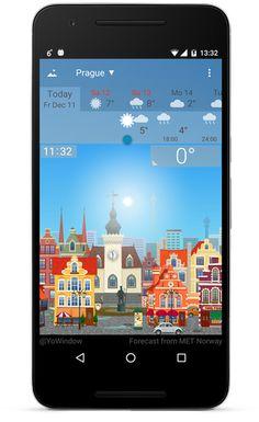 Apklio - Apk for Android: YoWindow Weather 1.14.1 Apk
