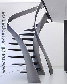 NAUTILUS Treppen • Schauen sie sich das Treppen.de - Mitgliedsunternehmen im Treppen Finder unter www.treppen.de/de/portfolio-leser/nautilus-treppen-196.html an.