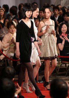 Aoi Miyazaki, Haruka Ayase, Bae Doo-Na