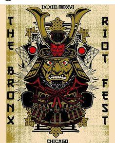 #TheBronx #RiotFest #Chicago