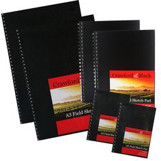 Artist Field Sketch Book Collection | Sketchpads at The Works