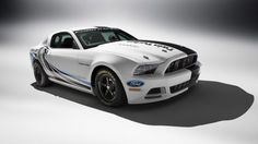 Ford shows off Mustang Cobra Jet Concept with twin turbos