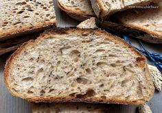 Sourdough Bread, Kefir, Graham, Recipes, Food, Yeast Bread, Essen, Meals, Eten
