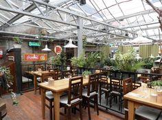 Renovatie Restaurant De Kurk - Delft. 0174-290727.