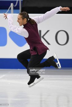 Jason Brown of the USA competes in the Men short program during the ISU Junior & Senior Grand Prix of Figure Skating Final at Nippon Gaishi Hall on December 7, 2017 in Nagoya, Japan.