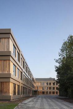 Elderly Care Campus / Areal Architecten