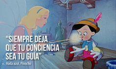 Hada Azul y Pinocho