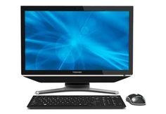 "Toshiba DX730-ST6N03 All-in-One Desktop (23"" widescreen) | Desktops | Computers | us.toshiba.com"
