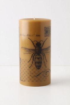 Skeem Pure Pillar Candle