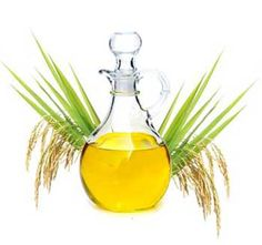 Rice Bran oil is so nourishing to your skin. This oil helped create some of my best soaps. #soapmaking #candlemaking