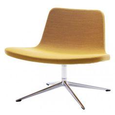Ray Swivel Base Chair Hay