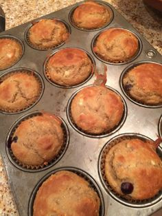 Blueberry Banana Quinoa Muffins | Now is YOUR Time
