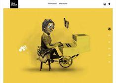 20 Memorable Web Design Portfolio Examples to Inspire Your Own Website — Inspiration & Creativity Best Portfolio Websites, Portfolio Examples, Free Web Design, Best Web Design, Ux Design, Graphic Design, Website Design Inspiration, Portfolio Webdesign, Web Design Awards