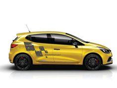 Adesivo Per Auto - Renault Sport   Stickers Murali