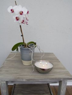 DIY Driftwood Table Made Without Real Driftwood   Shelterness