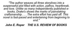 The U.S. Review of Books quote about Eric Hoffer Award Finalist #SavingTheInnocents, a new adult genre novel by Randall Kenneth Drake (me). Touts the exploits of Mary Jane Chevalier, fiction's modern-day knight. Get 4 FREE Chapters Now at: www.rkdrake.com/rkd/new-adult-genre.html Makes great FREE gift for avid readers! Sarah Mclachlan, From Beginning To End, Alanis Morissette, Sheryl Crow, Book Quotes, No Response, Knight, Fiction