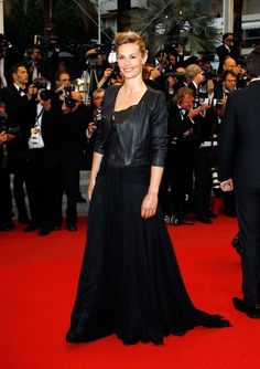 CANNES, FRANCE - MAY 27:  Actress Cecile De France attends the Closing Ceremony and 'Therese Desqueyroux' premiere during the 65th  Annual Cannes Film Festivalon May 27, 2012 in Cannes, France.