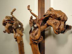 Sculpture de Pierre Damiean. Voir le Site: www.pierdam.fr