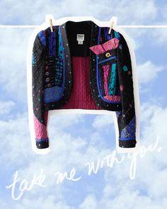 Funky Bolero Jacket Bolero Jacket, Online Shopping Clothes, Kids Wear, Cool Kids, How To Wear, Jackets, Hipster Stuff, Down Jackets, Children Clothes