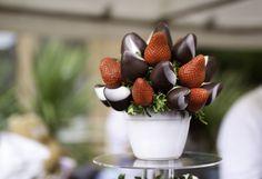 strawberry arrangement