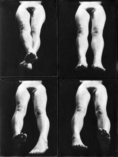 Author - Zbigniew Dlubak - feet and legs