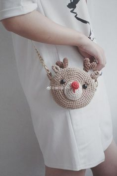 Marvelous Crochet A Shell Stitch Purse Bag Ideas. Wonderful Crochet A Shell Stitch Purse Bag Ideas. Crochet Coin Purse, Crochet Backpack, Crochet Pouch, Crochet Baby Shoes, Crochet Purses, Love Crochet, Diy Crochet, Crochet Crafts, Crochet Dolls