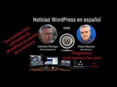 """Noticias WordPress en español programa 29 de marzo Sumario de este programa:  - Caso práctico: cómo borrar de forma masiva todos los comentarios spam de tu WordPress.  - FOXHOUND es el primer tema que aprovecha REST API - Ya está disponible el repositorio de temas de JetPack - Ya se puede usar Google Docs desde WordPress - Anticipo del webinar del jueves 30 """"Los 5 mejores plugins de WordPress para fidelizar clientes"""" Tienes todos los enlaces que se mencionan en el vídeo en HoyStreaming.com"""