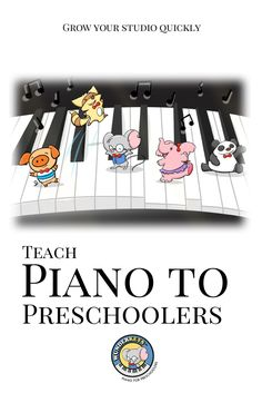 The piano is a tangible musical instrument. If you have the heart of a musician, you have to learn to play piano. You can learn to play piano through software and that's just what many busy individuals do nowadays. The piano can b Piano Lessons For Kids, Kids Piano, Music Lessons, Preschool Music, Music Activities, Preschool Set Up, Physical Activities, Piano Classes, Piano Teaching