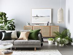 Nathan + Jac's savvy stylists take the hard work out of curating your home  decor by providing pre-styled room packages, homewares, artwork and  cushions. Here's a look at their two new collections Provocateur and  Cumulus.  Styling Beck Simon / Photography Eve Wilson  If you struggle to de