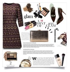 """""""Sin título #53"""" by andrepais ❤ liked on Polyvore featuring beauty, Dolce&Gabbana, Chanel, Old Navy, Bobbi Brown Cosmetics and Naeem Khan"""
