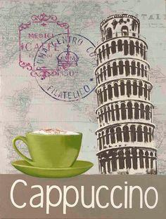Round The World Cappuccino Marco Fabiano