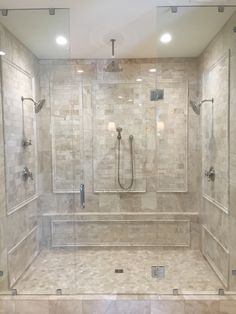 Beautiful master bathroom style tips. Modern Farmhouse, Rustic Modern, Classic, light and airy master bathroom design some tips. Master Bathroom makeover a couple of tips and master bathroom remodel guide. Master Bathroom Shower, Bathroom Layout, Bathroom Interior Design, Bathroom Ideas, Vanity Bathroom, Budget Bathroom, Minimal Bathroom, Tile Layout, Master Bathrooms