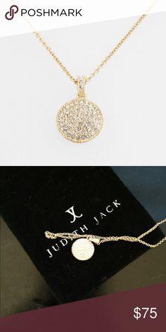 Necklace Judith jack necklace. BRAND NEW NEVER WORN Judith Jack Jewelry Necklaces
