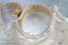Sewing finishes