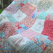 Fashion Confections PDF quilt pattern - via @Craftsy