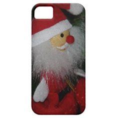 Santa Crafts Dolls iPhone 5 Case
