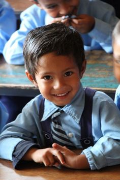 English lesson in a country school in Nepal #Kathmandu #Valley #nepal #child #kid #portrait #english #class #smile #school