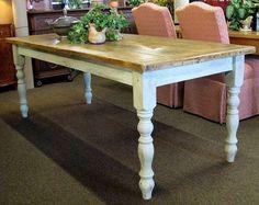 vintage asztal
