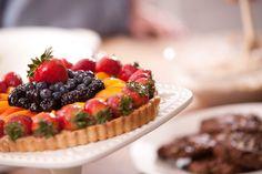 Vanilla Bean & Fresh Fruit Tart Recipe: http://www.rodellekitchen.com/our-recipes/vanilla-bean--fresh-fruit-tart-recipe
