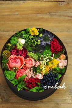 Flower Arrange | ombak