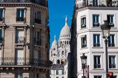 View on Basilique du Sacré-Cœur, Paris (photo by @Jon Smith Noe Kim )