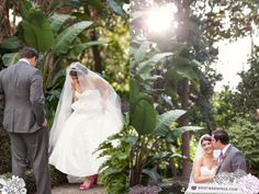 Bligh + Jessica | Absolutely Fitting | Suit | Tuxedo | Orlando, FL | Groom | Bride | Groomsmen | Winter Park Racquet Club